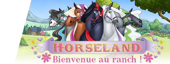 Horseland – Bienvenue au ranch !
