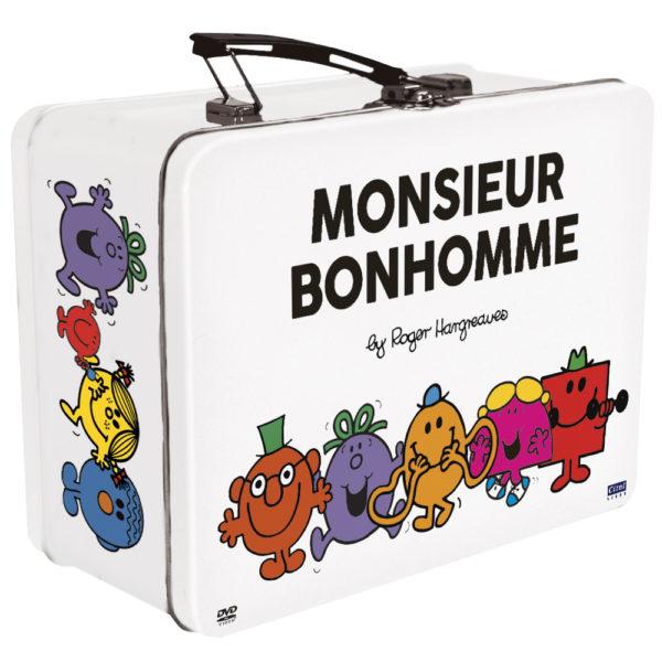 Mr Bonhomme valise 3D
