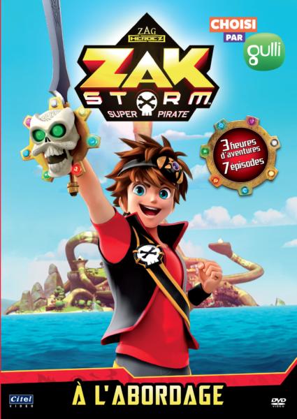 2D-Zak Storm-VOL1