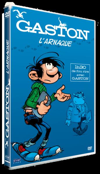 Gaston vol1 DVD