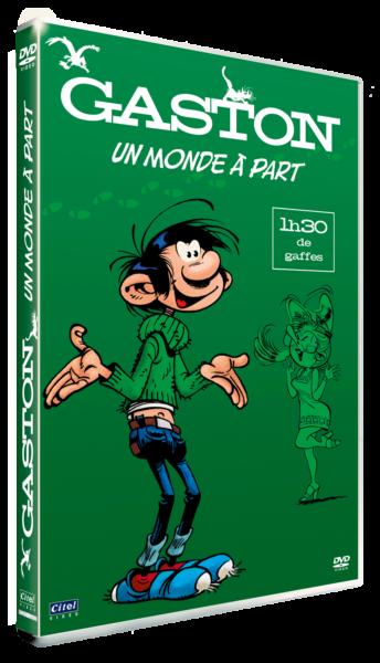 Gaston Lagaffe DVD2