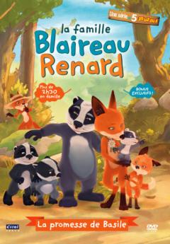 Famille Blaireau Renard