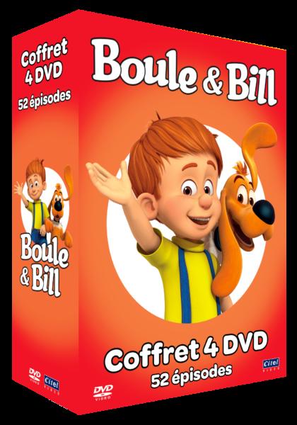 3D-BOULE&BILL-COFFRETNOEL4DVD