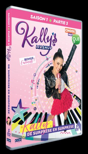 3D-KALLY'S MASHUP-VOLUME 3