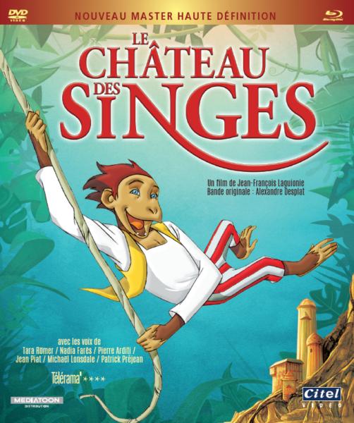 2D Château des Singes