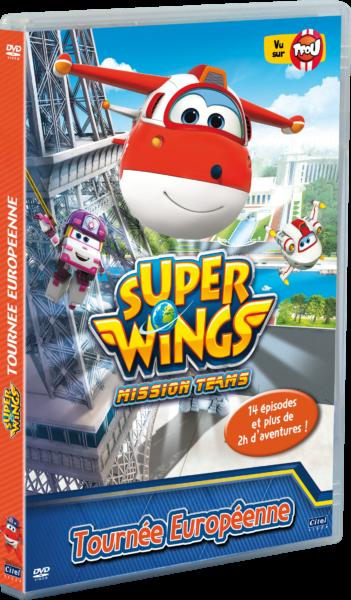 3309450044846 - SuperWings S3 Vol.3 - Tournée Européenne