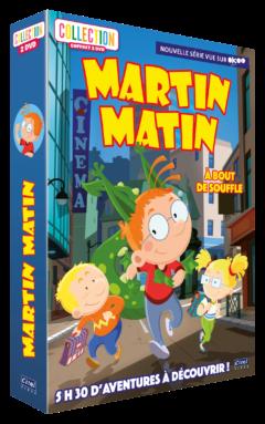 Coffret Martin Matin