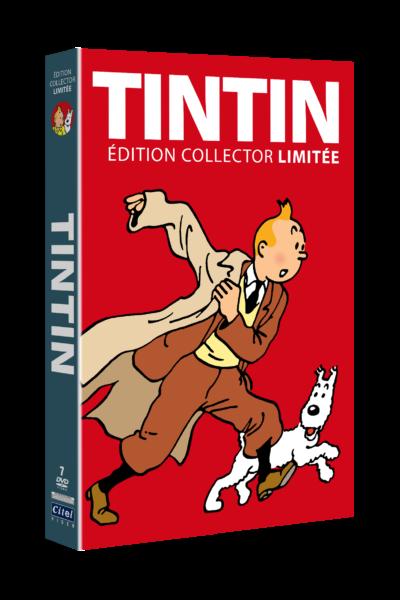 Tintin - L'intégrale édition collector limitée
