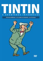 Les aventures de Tintin : 3 aventures - vol.1 DVD