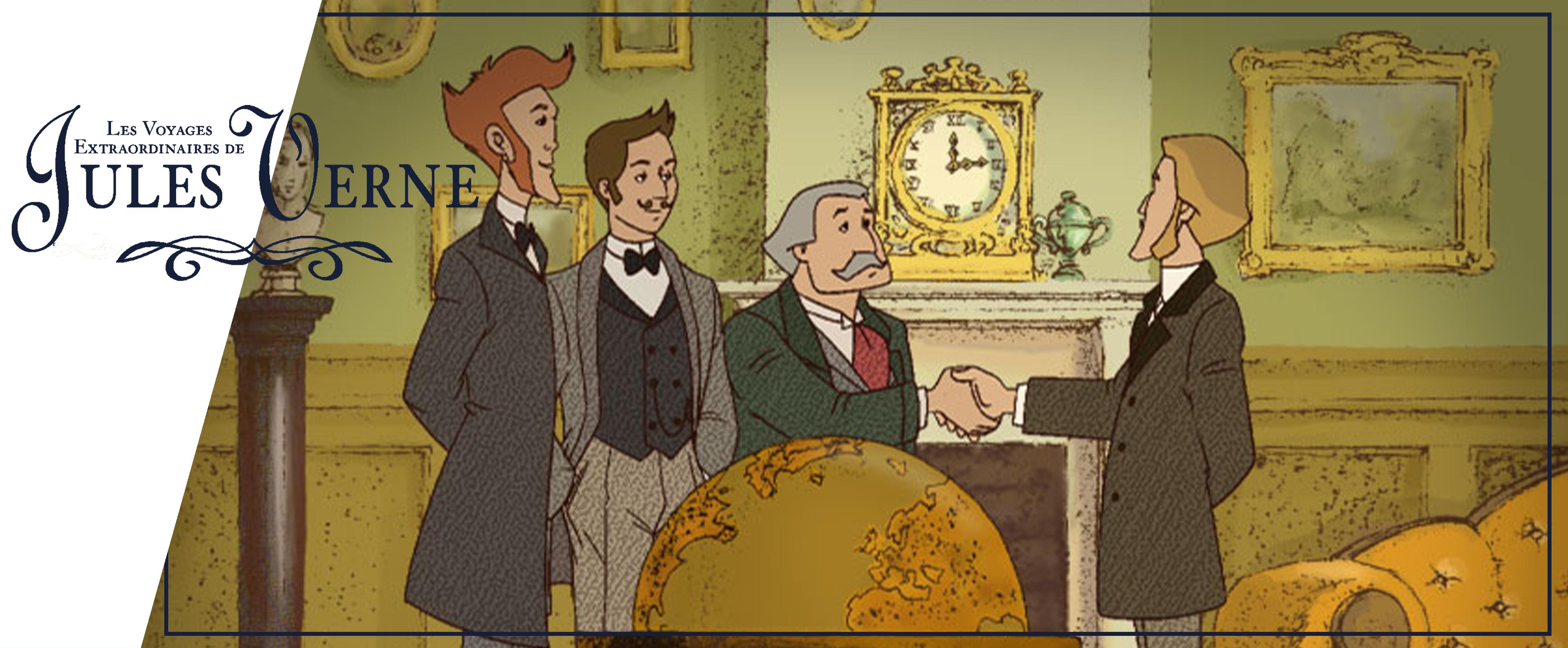 Jules Verne (les Voyages Extraordinaires de)